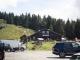 Arrivée au Col de Bassachaux (26 aout 2018)