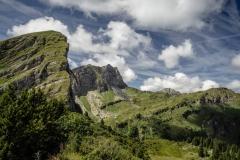 Pointe de la Chavache et Pointe d'Ardens (26 aout 2018)