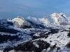 Roc des Tours, Aiguille Verte, Buclon et Jallouvre (31 décembre 2013)