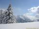 Le massif des Aravis (12 mars 2006)
