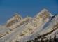 Pointe Percée et Mont Charvet (31 décembre 2013)