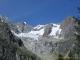 Glacier de Frébouze (25 août 2004)