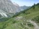 Descente vers le Bonatti (25 août 2004)