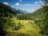 Vue sur le Val Veny (17 août 2016)