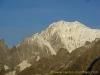 Lever de soleil sur le Mont Blanc (25 août 2004)