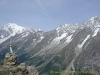 Massif du Mont-Blanc (25 août 2004)