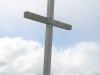 Croix au sommet des Rochers de Leschaux