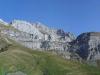 Panorama sur le massif de la Tournette