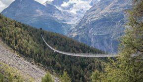 Pont suspendu Charles Kuonen