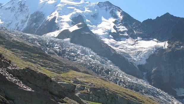Nid d'Aigle et Glacier de Bionnassay