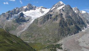Vue depuis le Lac Chécrouit