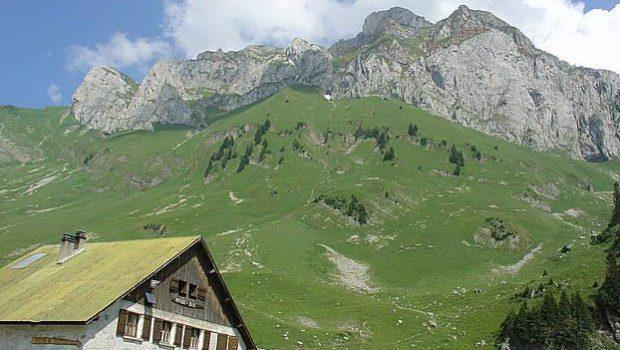 Cornettes de Bise (2432 m)