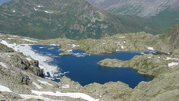 Le Lac Cornu, un classique de la vallée de Chamonix