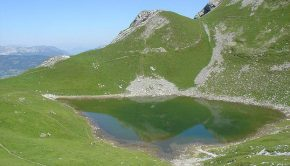 Lac du Mont Charvin